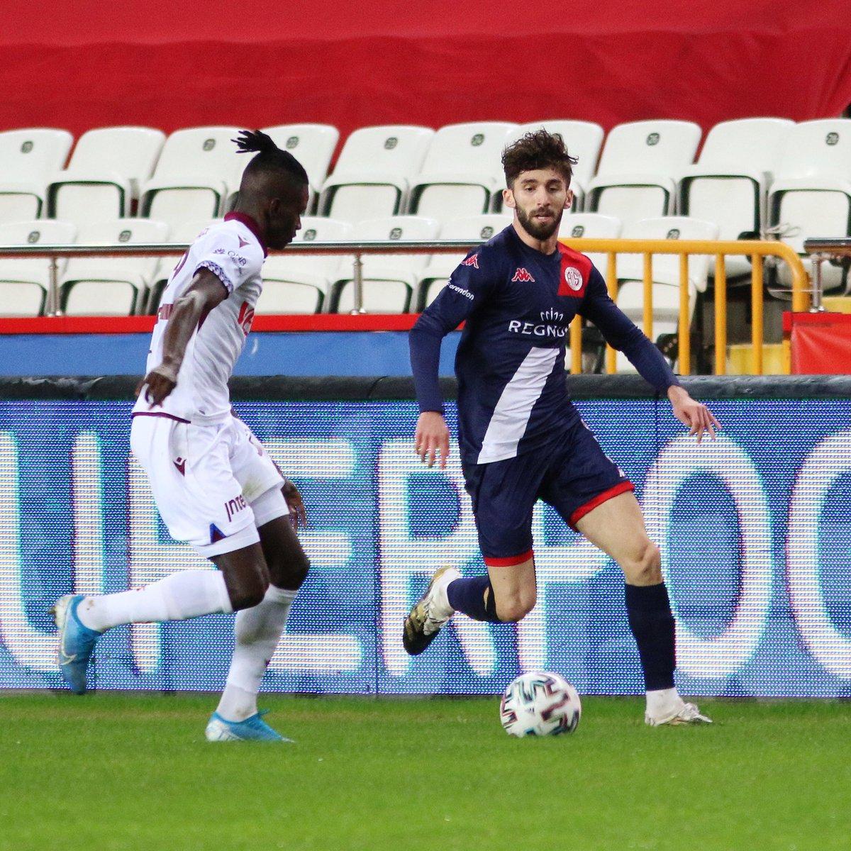 📌 Fraport TAV Antalyasporumuz, Süper Lig 2020-21 Sezonu'nun 19. haftasında Trabzonspor'u konuk etti.  Detaylar 👉