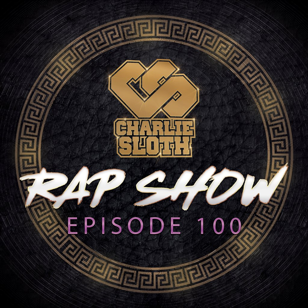 💯 episodes strong.  Lock in to the Rap Show with @CharlieSloth with a #FireInTheBooth from Kekra.  Listen: