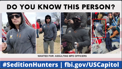 Pleases share across all platforms Please contact the FBI or your local law enforcement if you recognize this man #CatSweat #SeditionHunters