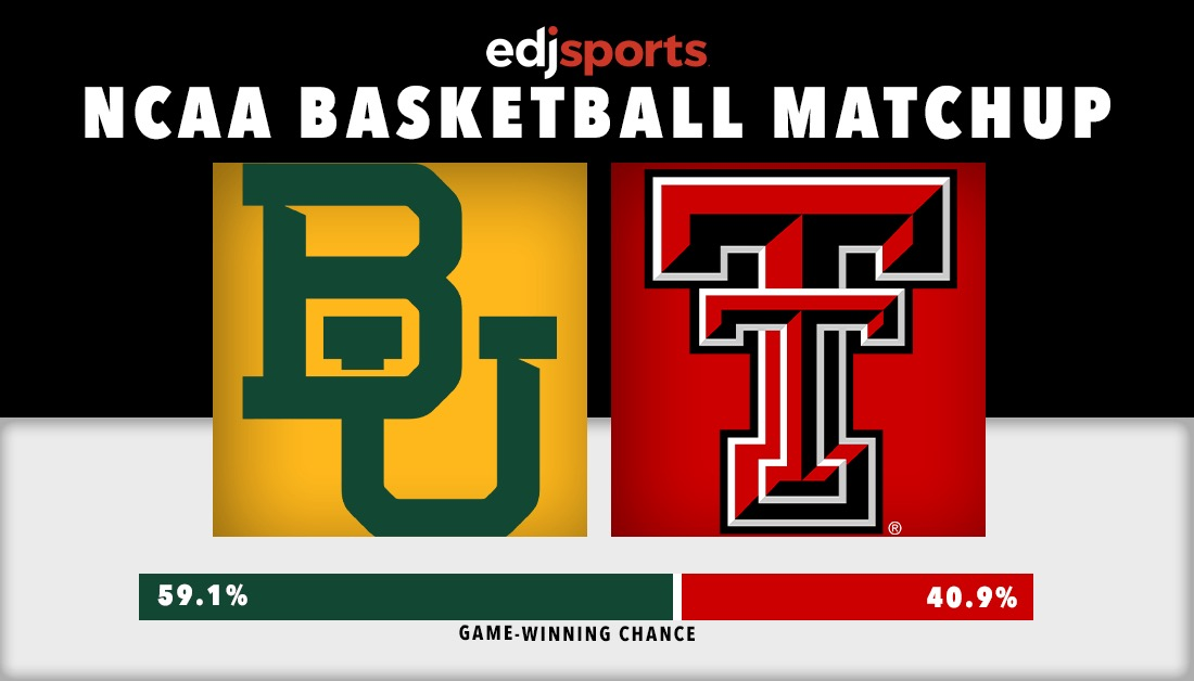 Texas Tech looks to pull off a second straight top-5 upset against Baylor.  The Bears are trying to remain one of the last few undefeated teams in college basketball.  Get pre-game analysis at - https://t.co/P7co7NivvL  #SicEm #WreckEm https://t.co/lFCHsaRTfG