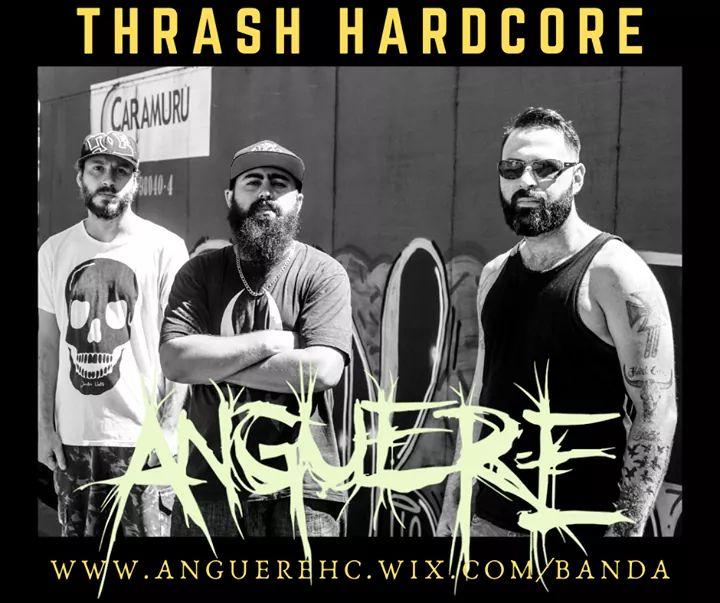 ANGUERE: Banda Lança Teaser De ''Você Não Sabe de Onde Eu Vim''  Inscreva-se No Blog ,Compartilhe. Apoie o Underground, Seu Apoio é muito Importante👇🤘🎸🔥   #Anguere #Thrashmetal #hardcore #Metal #Teaser #EP #Castigo  #Crossover