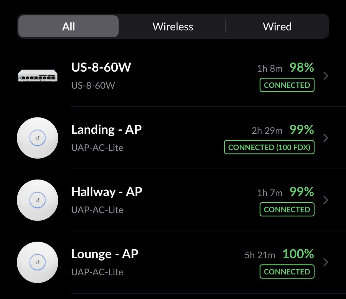 """@Ubiquiti have you ever had these issues with this """" Connected (100FDX) """"  firmware 4.3.24.11355? #unifi #accesspoints https://t.co/mvuBTmChfG"""