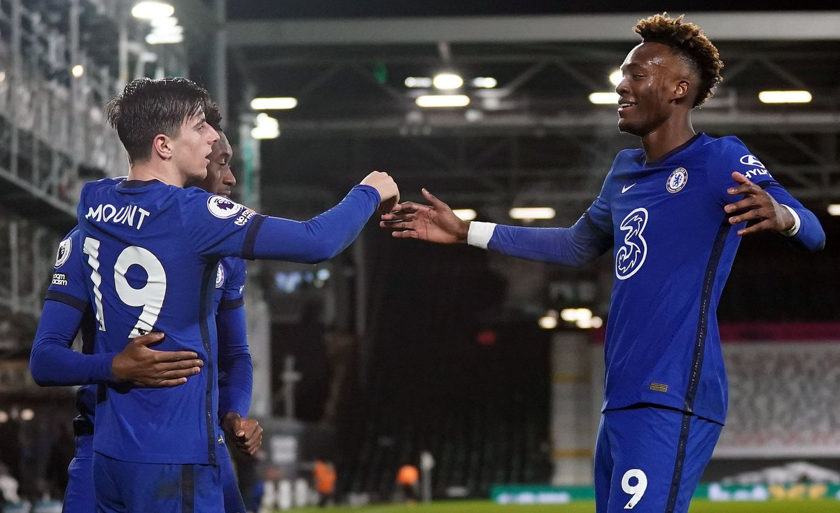Summary of todays match #FULCHE  Mount was Astounding🙀 . . Odoi was the Game Changer👷🏽 . . Werner was A Complete Flop🤧 . Chelsea Is Back💪🏽💪🏽