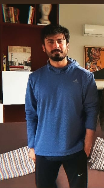 #FawadKhan latest pic.