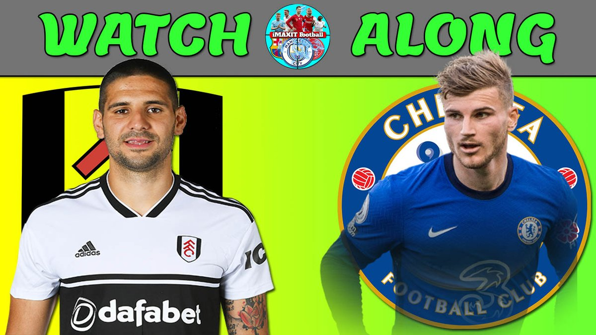 Fulham vs Chelsea | ⚽⚽ Premier League Live Watch Along + Q&A Discussion  via  @YouTube #FULCHE #PremierLeague  Liverpool vs Man united  EPL Title Race  La Liga