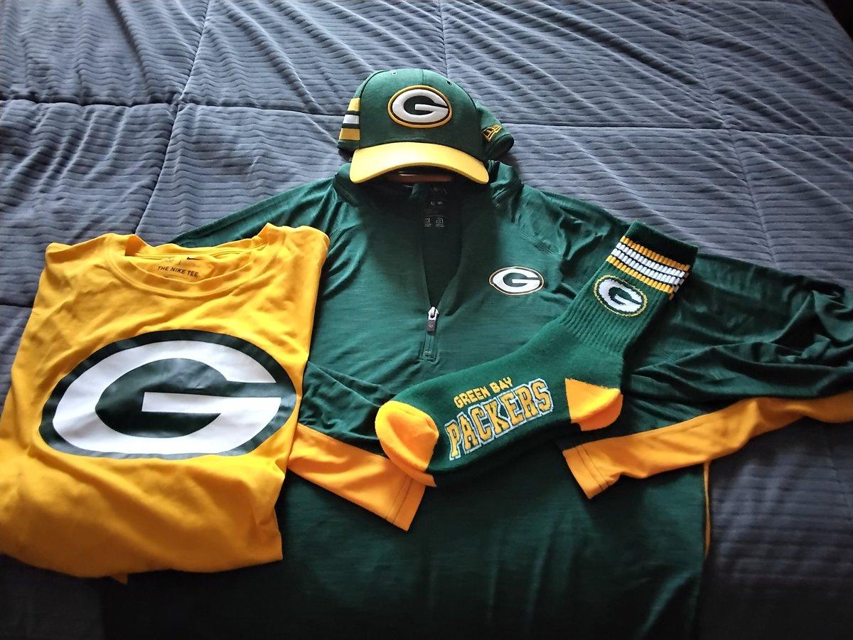 Ready. #PackersRollCall @ukpackers #GoPackGo