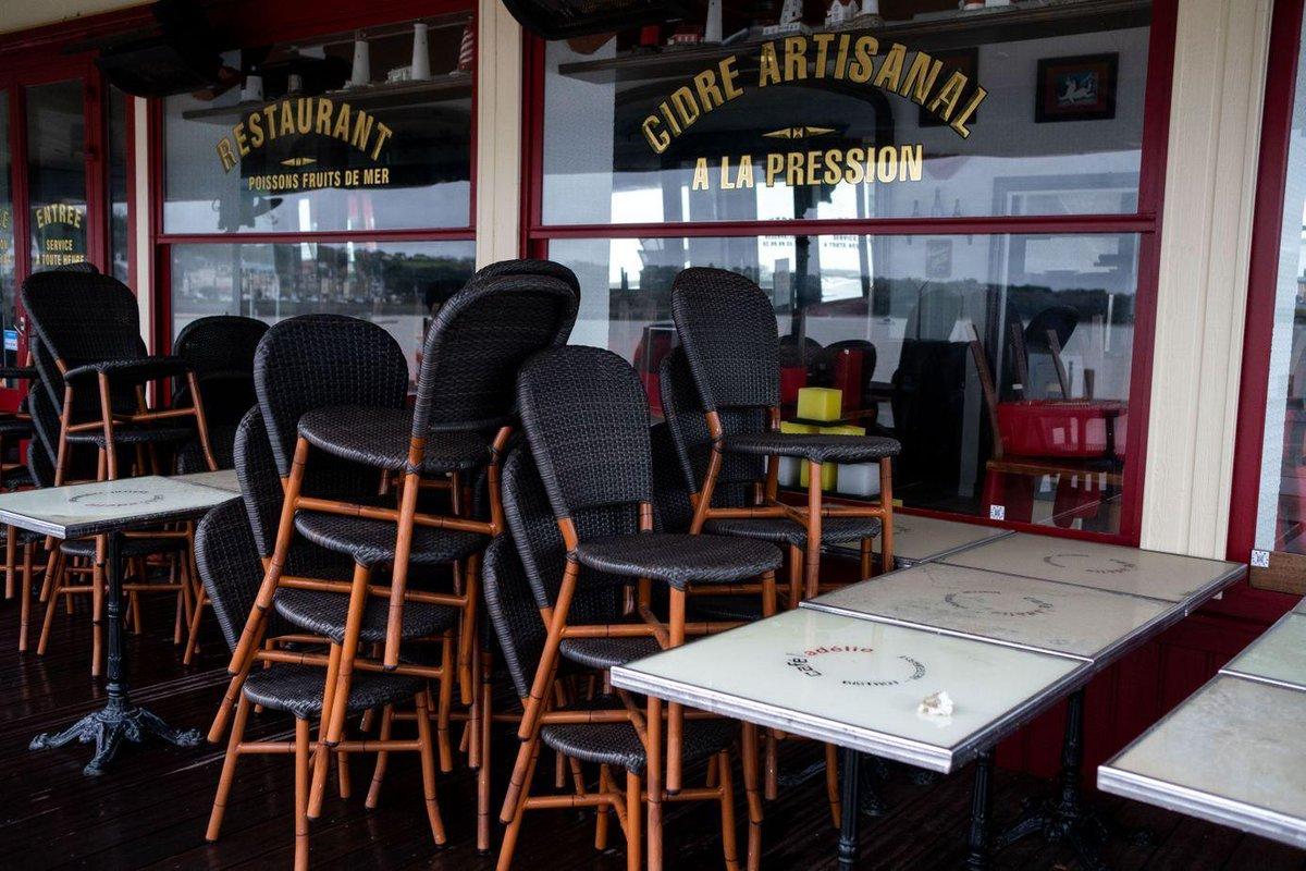 """Restaurateurs décidés à ouvrir le 1er février : """"Il faut bien qu'on se fasse entendre"""""""