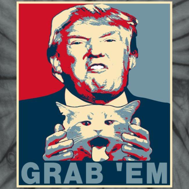 #Caturday  No Donald! No!