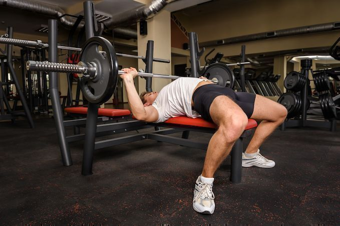 How To #BenchPress: A Simple, Step-By-Step Guide -  #gym