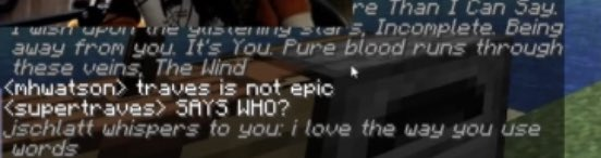 Who's trying to be like this??????? #EpicSMP