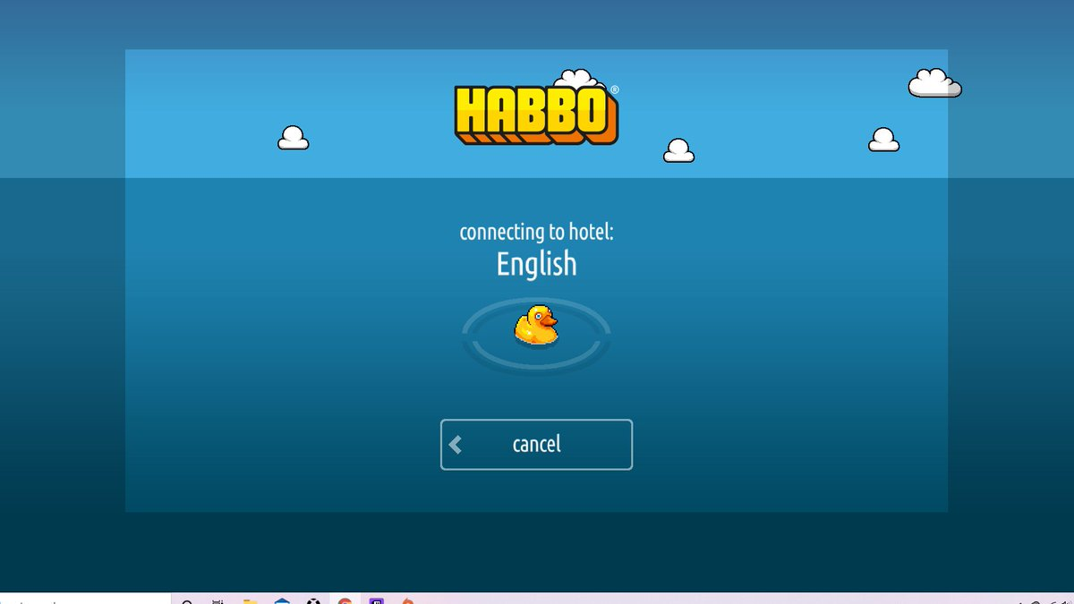 #HAPPYBIRTHDAYPITBULL #NOTMYHABBO i cant get in lol