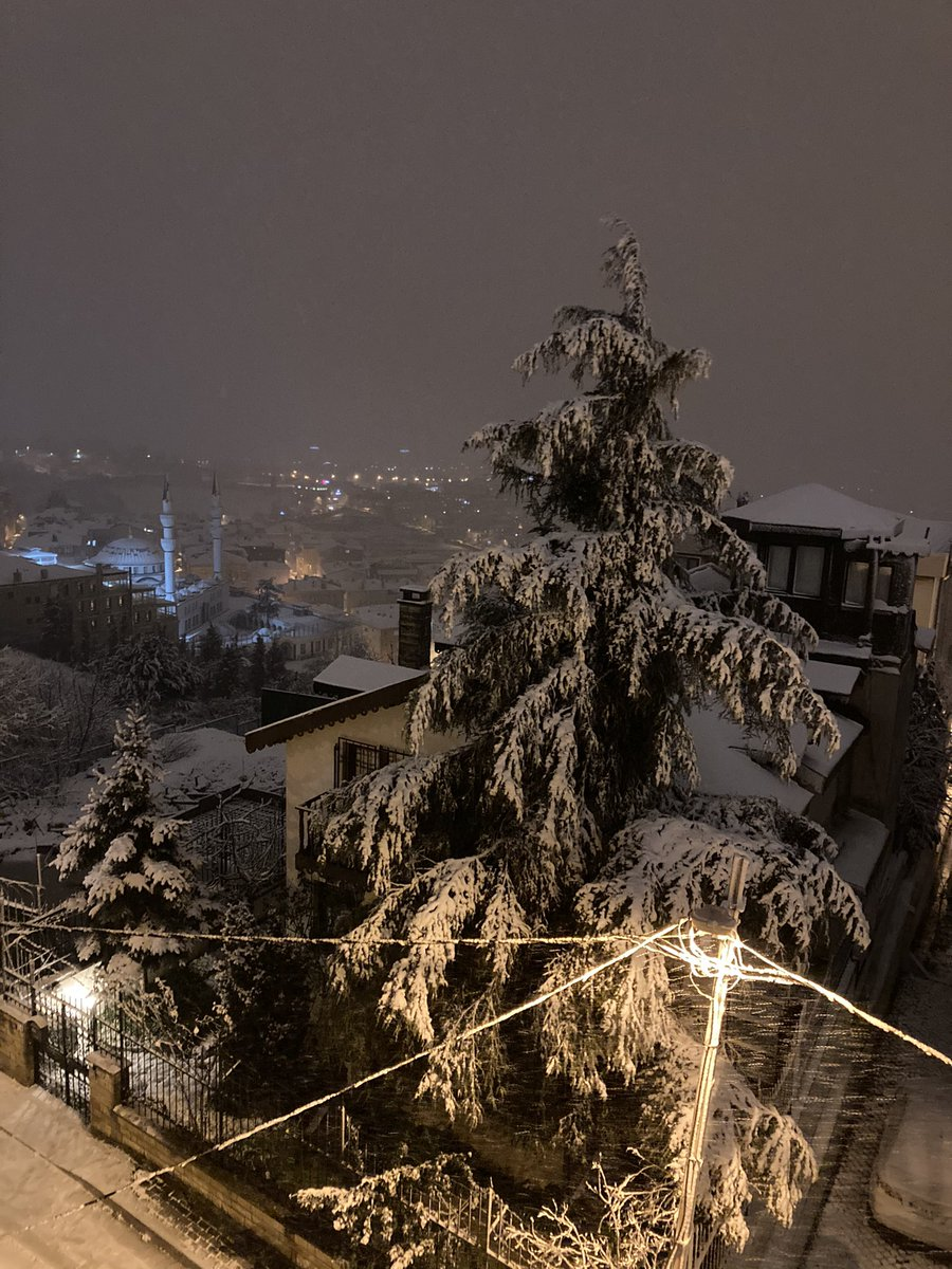 I've been nominated by @cihangirakyol to produce a picture a day for 5/7 days to illustrate my life (no people). You have to copy these words, add a photo and repeat the challenge. Today I nominate @GianlucaPellino #winter #istanbuldakaryağıyor