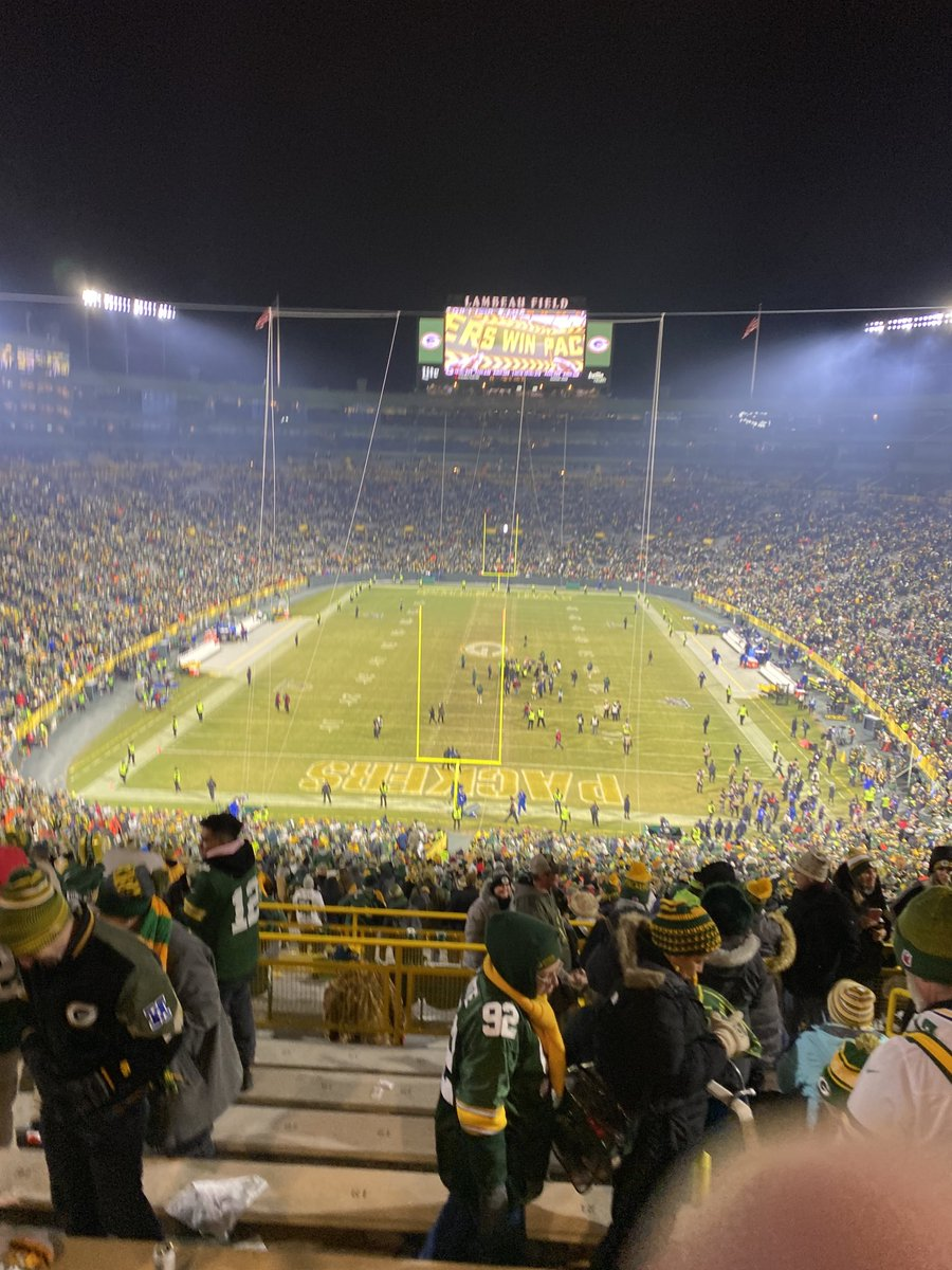 Let's go @packers! The journey to the Super Bowl begins today! #GoPackGo
