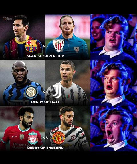 Make your predictions for the Super Sunday #LIVMUN