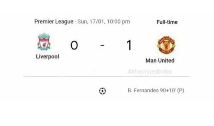 #LIVMUN  I hope this happens 🤣🤣 Liverpool fans : 😫😫😫