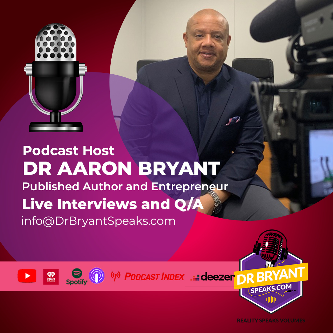 Welcome to the famous live veteran support podcasts. Now you can watch a live podcast special hosted by Entrepreneur, Military veteran, Professor, and Author Dr. Aaron Bryant. Visit your favorite show on youtube.   #veteransUSA #veteransday #veteransupport
