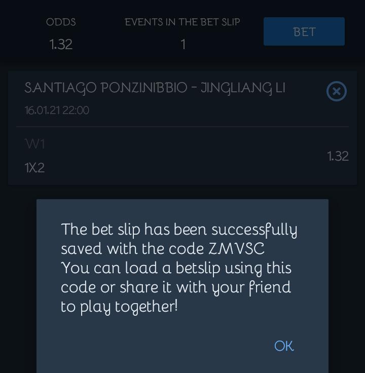1xbet Code: ZMVSC  1.32 odds  Santiago to win  #UFCFightIsland7