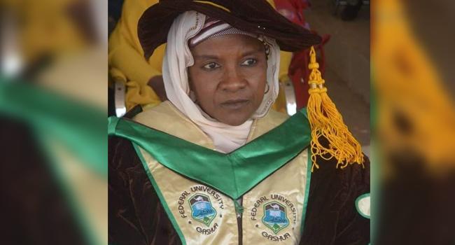Female Professor Emerges Vice Chancellor At Yobe University