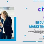 Image for the Tweet beginning: 🚨Se busca Ejecutivo(a) de Marketing