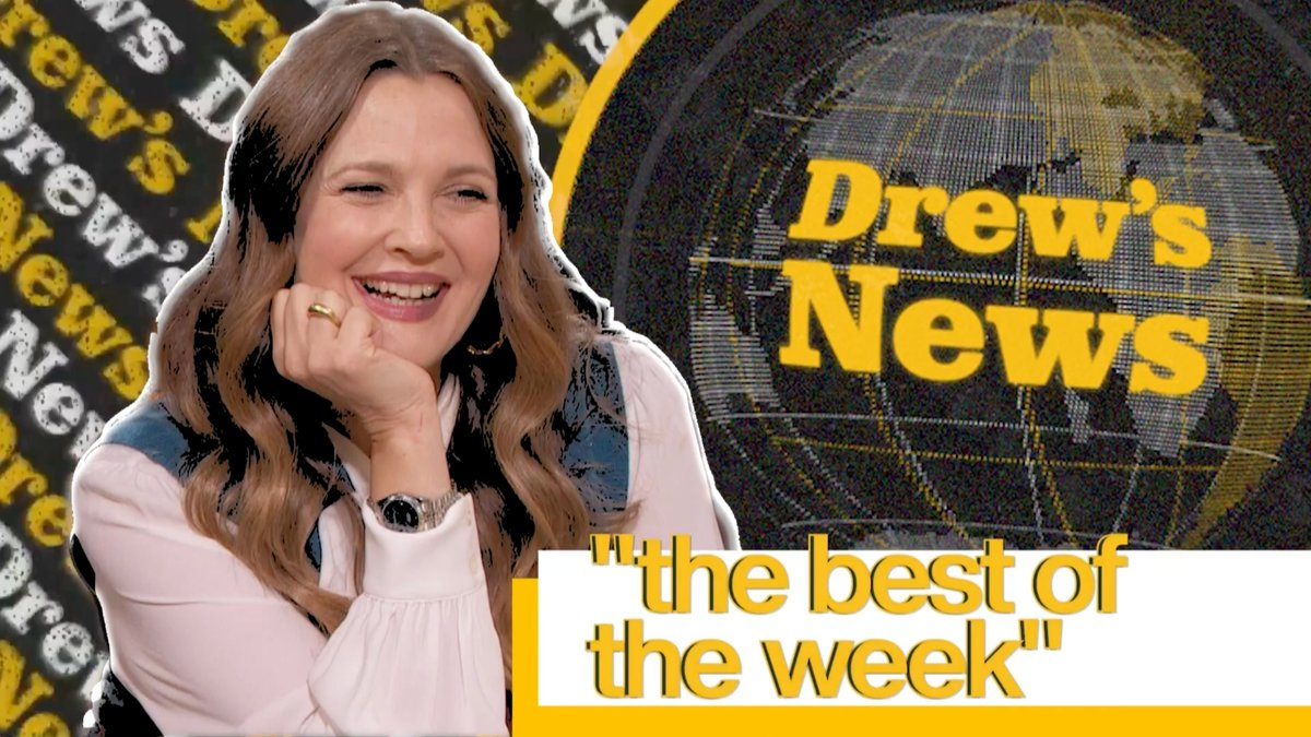 Drew and @helloross go over the best headlines of the week (and get totally starstruck over a visit from the stars of @Bridgerton)!