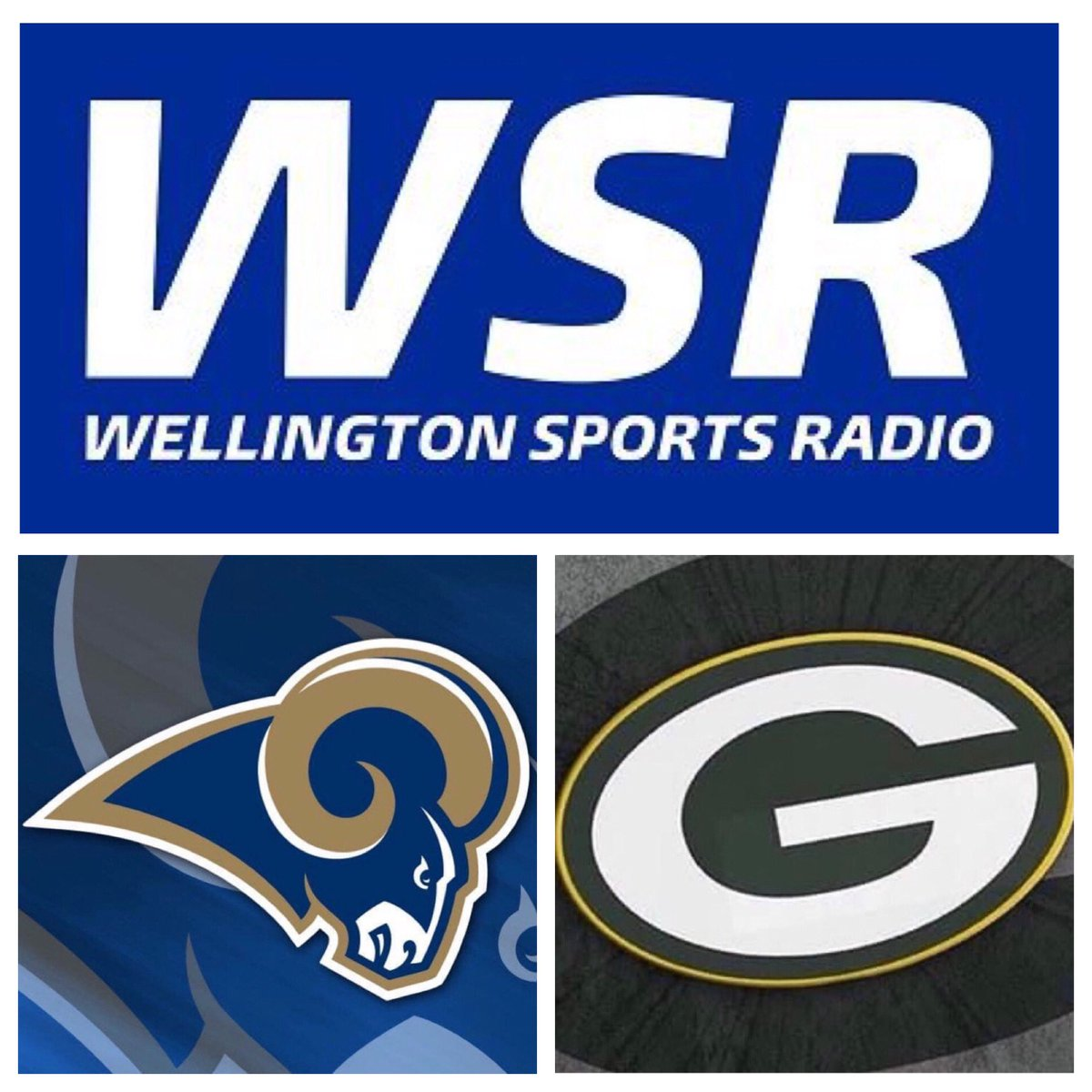 Tune in for a live call of #Rams@ #Packerson @wsportsradio! #NFL #NFLDivisional #LARvsGB #RamsHouse#GoPackGo#WSR #WellingtonSportsRadio
