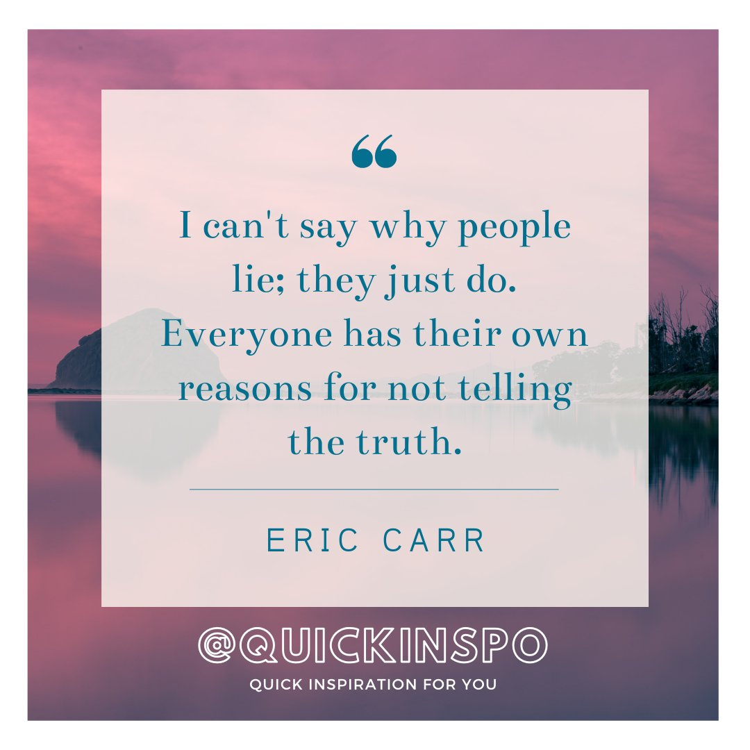Comment your thoughts below! #Truth #TruthMatters #quotes