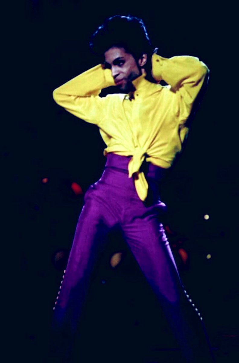 Prince as caterpillars. A thread.