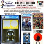 Image for the Tweet beginning: Fantastic #comicbook auction #claimsale don't