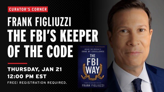 Calling all spy-catchers: Join me for a @IntlSpyMuseum virtual event on Thursday! Free registration here: https://t.co/dPa2iNBFuE https://t.co/tBJeoHTyyM
