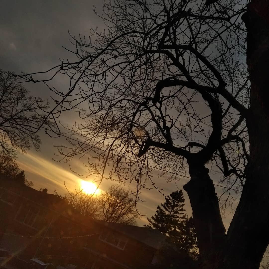 #sunset #nofilter ❤️