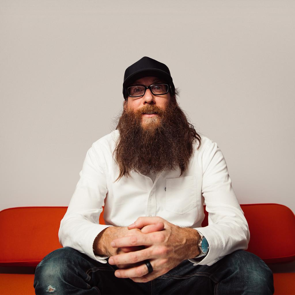 """.@crowdermusic has released his new single """"Good God Almighty."""" 💫 Hear it now on Today's Christian Hits:"""