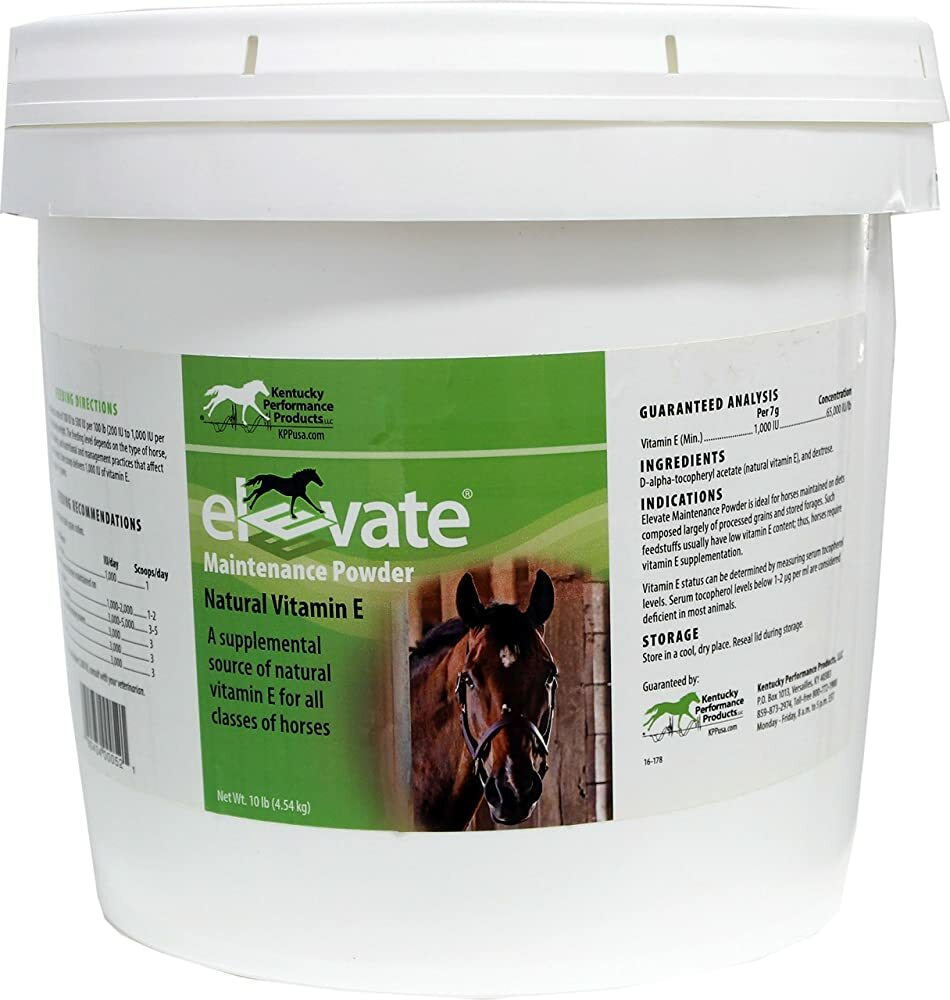 Kentucky Performance Products Elevate Maintenance Powder, 10 Pounds, Vitamin E Horse Supplement  #gifts #giftideas #dog #cat #puppy #pets  #blackfriday #thanksgiving #cybermonday @amazon #amazon #primeday