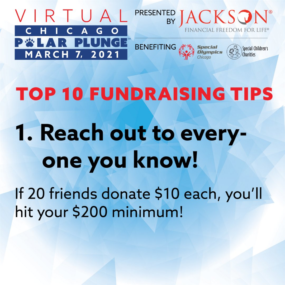Are you getting started on your fundraising or trying to win our $25 Amazon gift card incentive? Use these 10 fundraising tips! Start your fundraising today at https://t.co/MkEREO1yGz https://t.co/emLJw5Xm7I