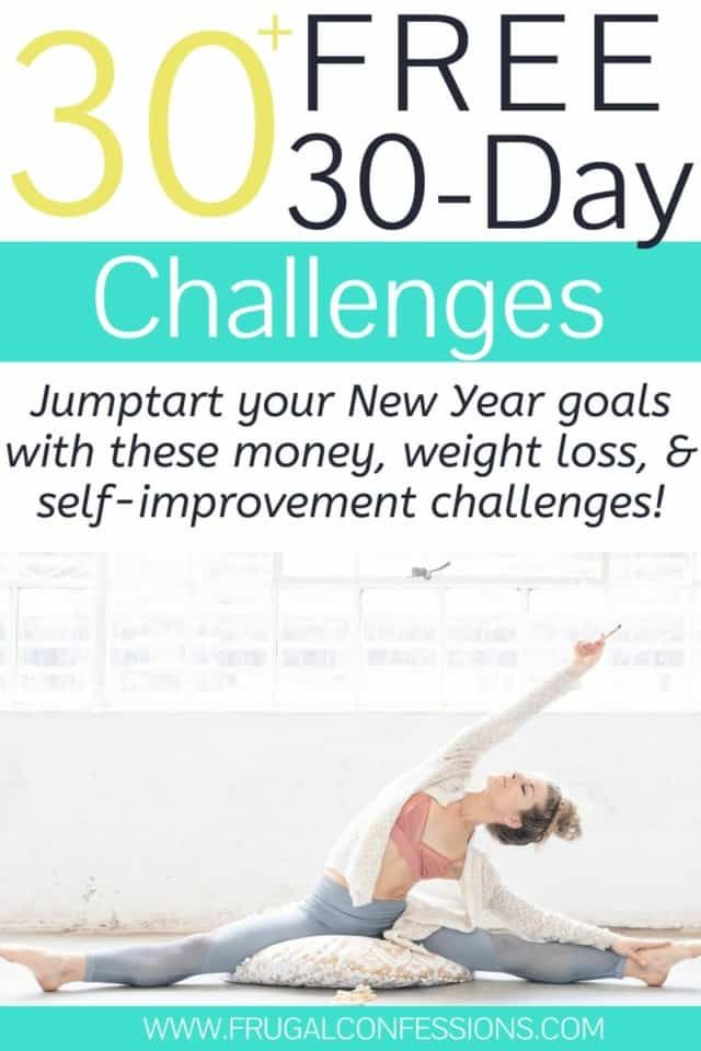 Happy New Year Wiches   :  Free 30-Day Challenge Ideas (41 Monthly Challenges with Resources!) - #ChineseNewYear #ChineseNewYear2019 #HappyNewYear #HappyNewYear2019 #NewYearWiches #NewYearWiches2019 #NewYearsDay2019 #NewYearsEve2019 #NewYearsEveDay
