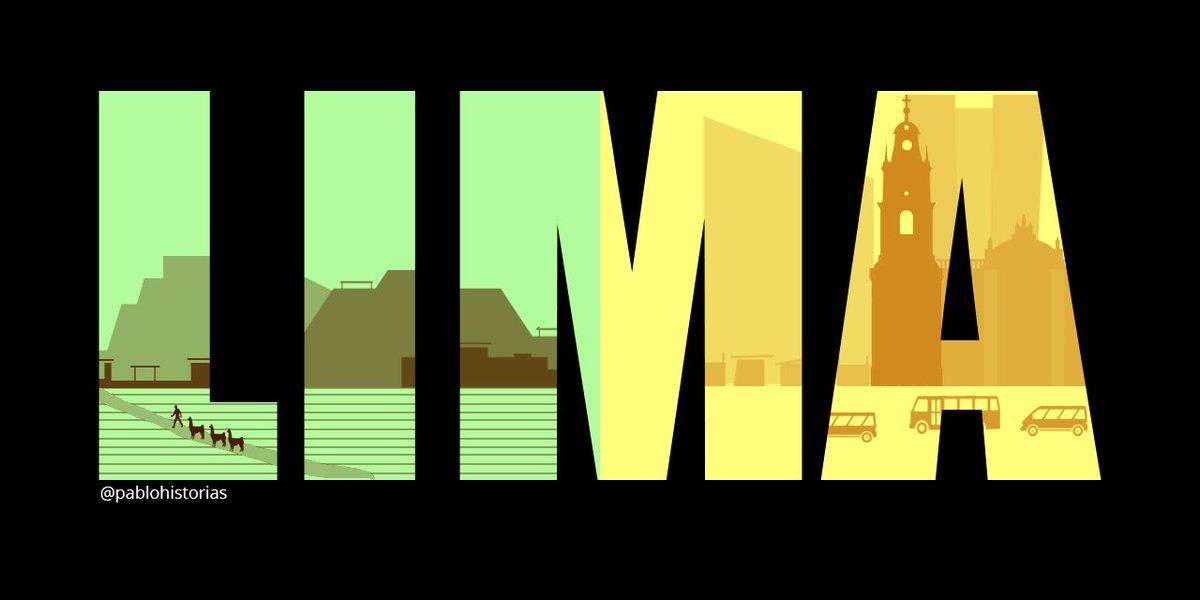 Lima es una ciudad pre inca (!?) Sí, no lo parece... pero bajo sus calles se esconden cosas que, no son solo muy antiguas, sino que marcan HASTA HOY la vida de la capital del Perú. ABRO HILO para mirar las raíces andinas  de Lima #HistoriaAndina #AntiguoPerú #AniversarioDeLima https://t.co/M5OLAlWP0w