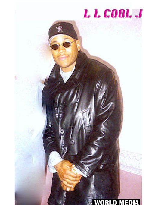 HAPPY BIRTHDAY LL COOL J