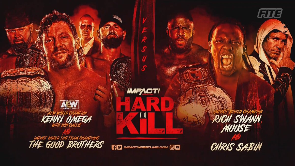 This main event is why I'm up at 3.20am on a Saturday night in the UK  I'm a tiny bit excited  #HardToKill