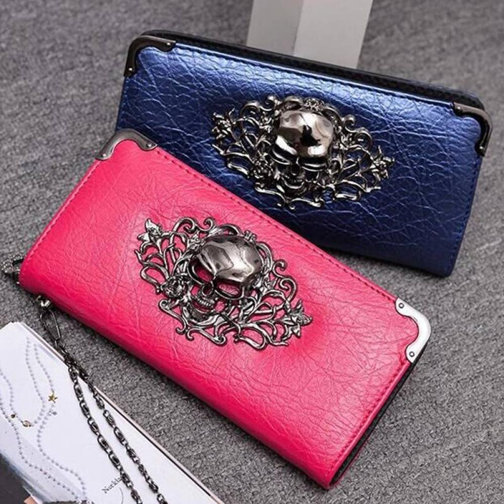 Women's Lace Skull Wallet#sale #girls
