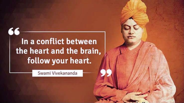 #SpiritualSunday #sundayvibes #SundayThoughts #SundayMotivation #Suprabhat #GoodMorning #InspirationalQuotes #Inspiration #MotivationalQuotes #SwamiVivekanandaJayanti #SwamiVivekananda