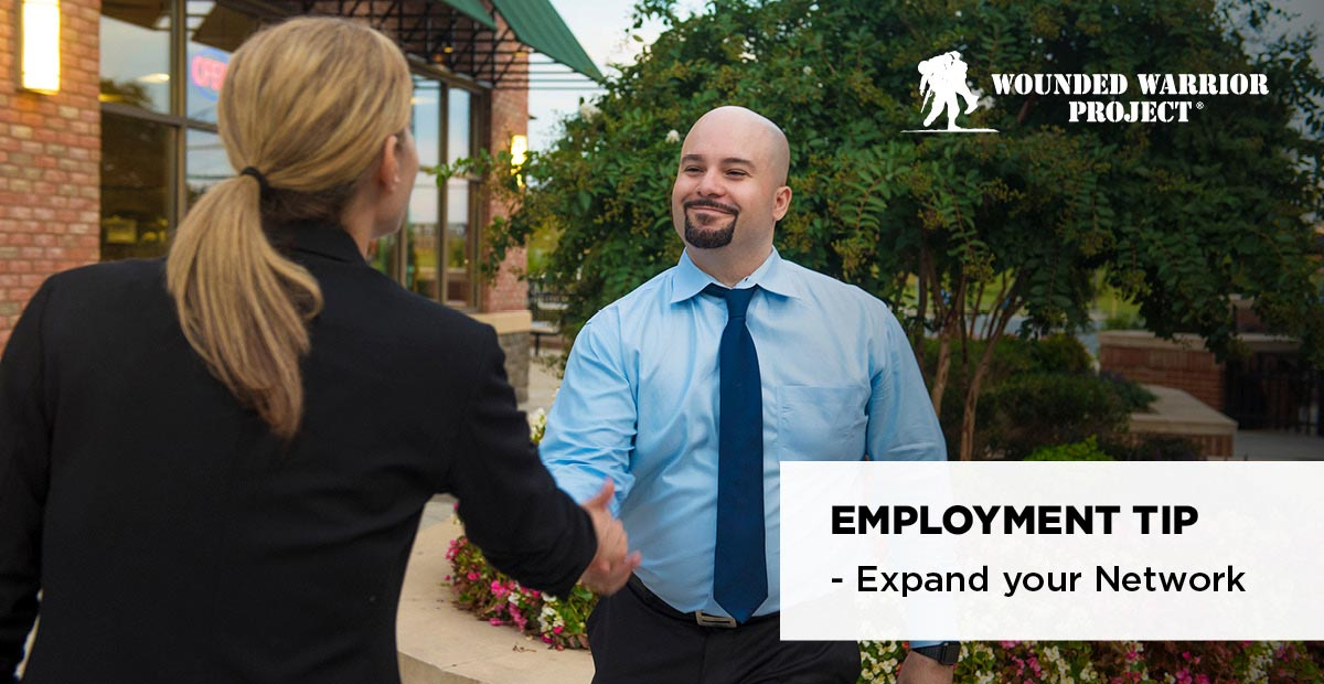 Are you looking to start 2021 with a new career? If so, our Warriors to Work team has a few tips. First up, expand your network. Connect with former colleagues, relatives, neighbors, and friends, and use job boards and social media. More tips ➡️: wwp.news/38vT9Jg