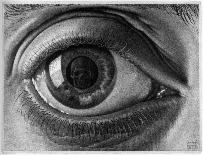 M.C. Escher @artistescher #mcescher #escher