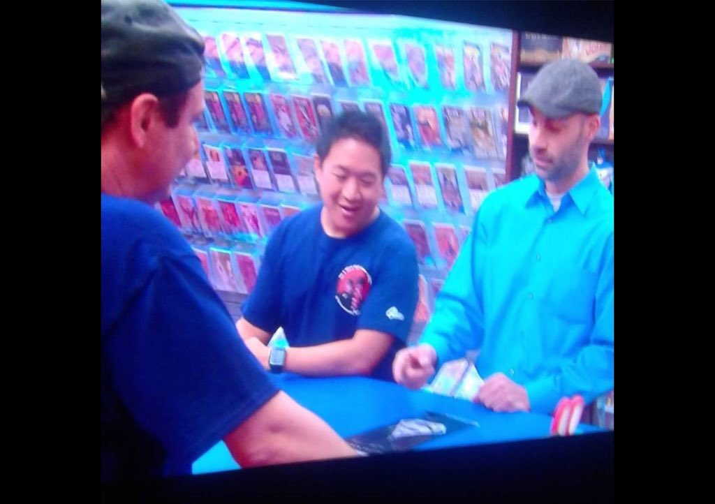 #shoutout to @NICKGQNYC for also being on @ComicBookMenAMC !!! #nickgq #icon right here in the industry ! #comics #comicbooks #collectibles