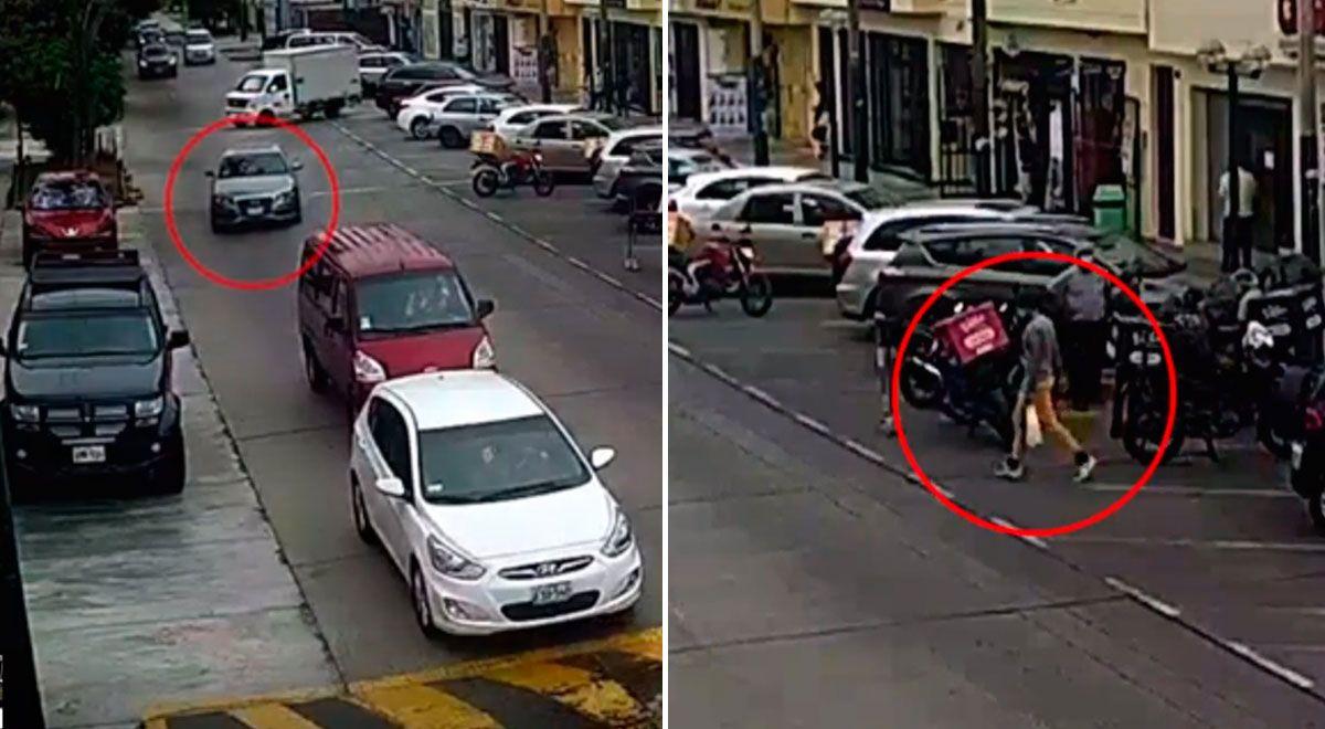 Surco: sujeto es intervenido por agentes de la policía tras agredir a su pareja en una pollería ►https://t.co/XiJyDh8G2x https://t.co/IcZe10WWT8