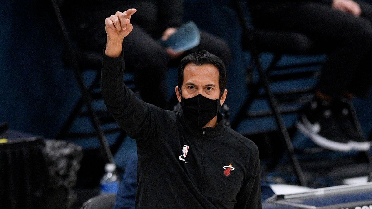 Bam Adebayo, Goran Dragic, four others back, but Tyler Herro out for Heat https://t.co/yrQhMflK1w https://t.co/EjNbkoHIm7