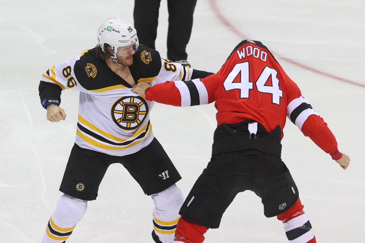 .@ABC6: Bruins Unable To Force Second Shootout, Lose to Devils in OT  #NHLBruins