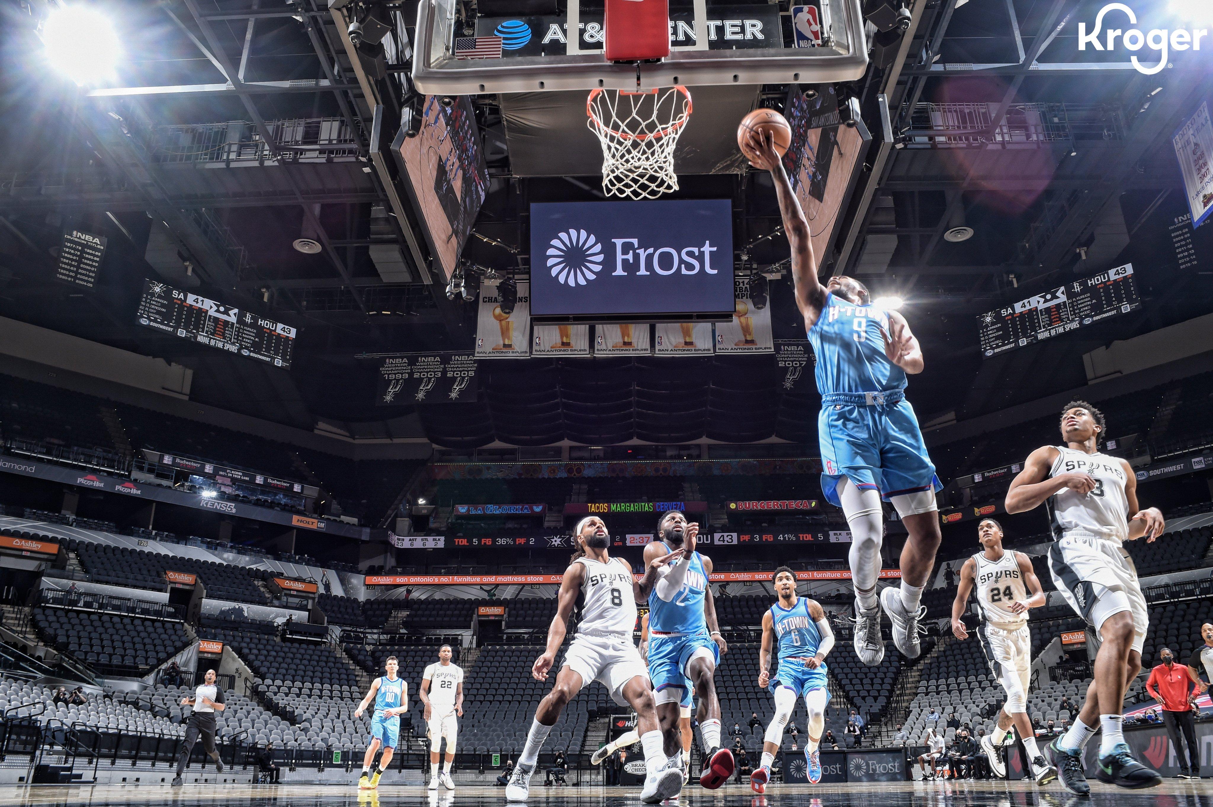 Spurs Rockets