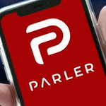 Image for the Tweet beginning: Parler Sues Amazon Web Services