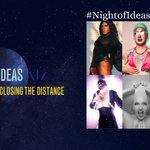Image for the Tweet beginning: Countdown to #NightofIdeasSF has started!