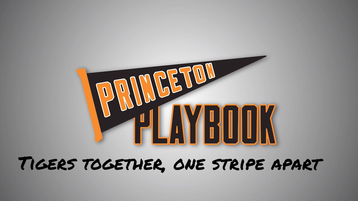 The #PrincetonPlaybook is a guide for the University community to help prevent the spread of #COVID19 with 4 plays:  Prepare. Protect. Participate. Persist.  Learn more: