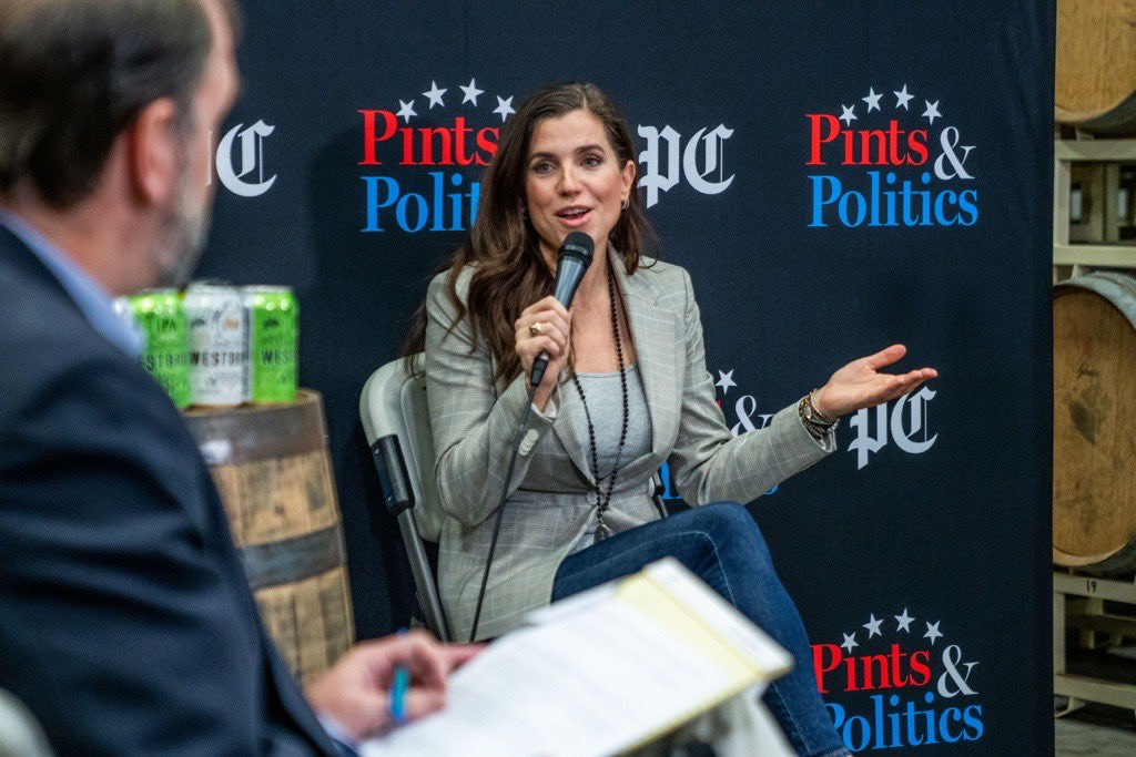 It's good to be home. It's the honor of my lifetime to serve you. Tune in for my #PintsAndPolitics w/ @postandcourier here 🍻  📺 WATCH: